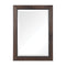 Lanford Walnut Vanity Mirror