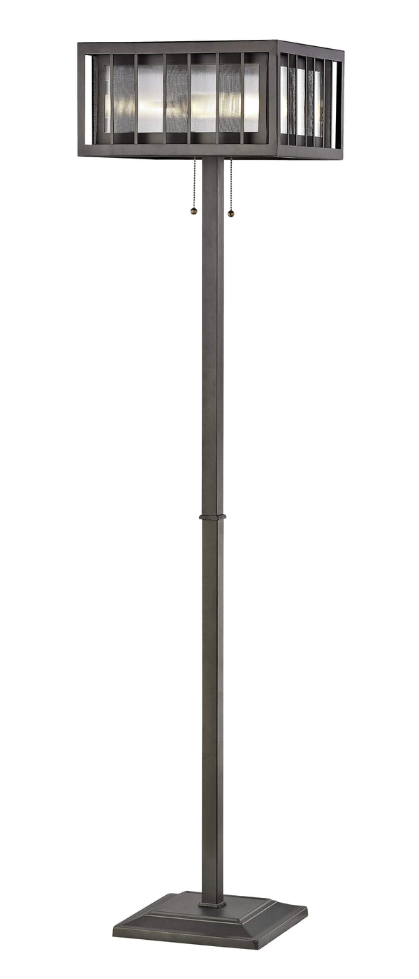 New zlite Product  Meridional Collection 3 Light Floor Lamp in Bronze Finish Sold by VaasuHomes