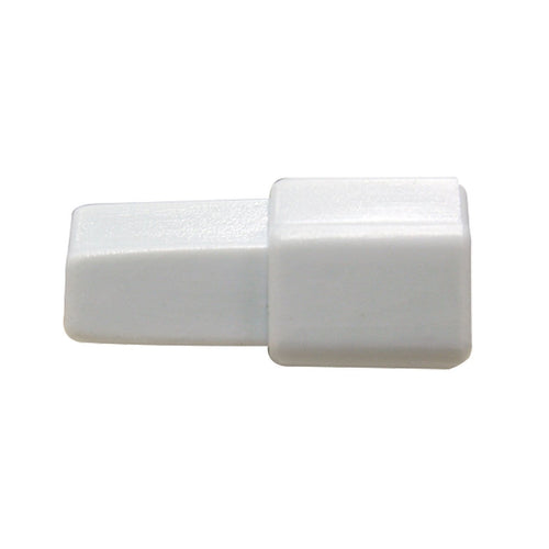 Zeestick In-Line Connector In White