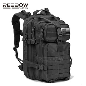 34L Military Tactical Waterproof Backpack