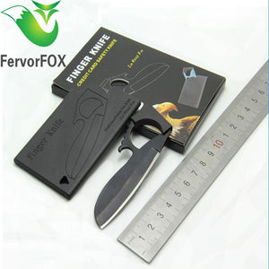 Camping Outdoor Pocket Tools Tactical Knife Claw