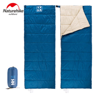 Naturehike Ultralight  Portable Envelope Cotton Sleeping Bag