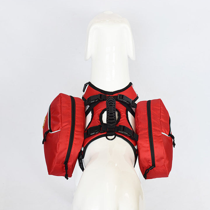 Pet Harness and Backpack