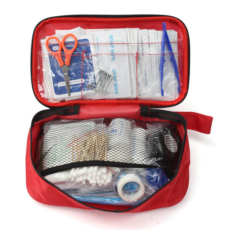 Wilderness Survival First Aid Kit