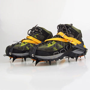 Outdoor 10 teeth Climbing Crampons