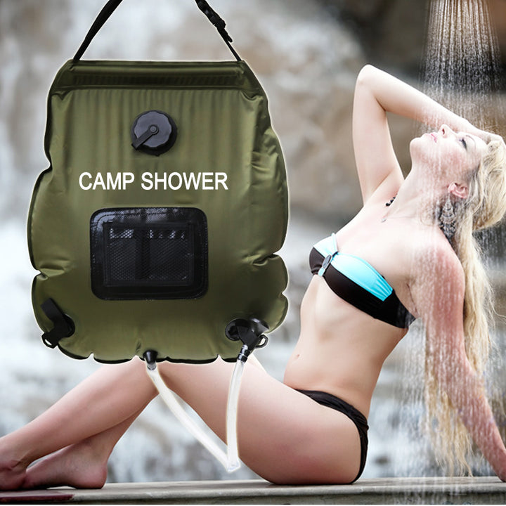 Portable Solar Shower