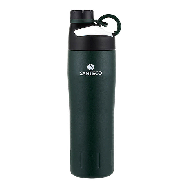 Santeco Oural Series Vacuum Insulated Stainless Steel Sports Bottle