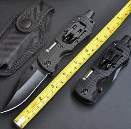 Multi-Function Camping Knife With LED Lights