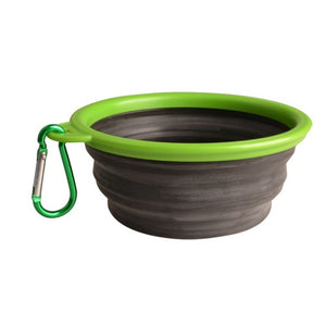 Portable Outdoor Travel Pet Dog Bowl