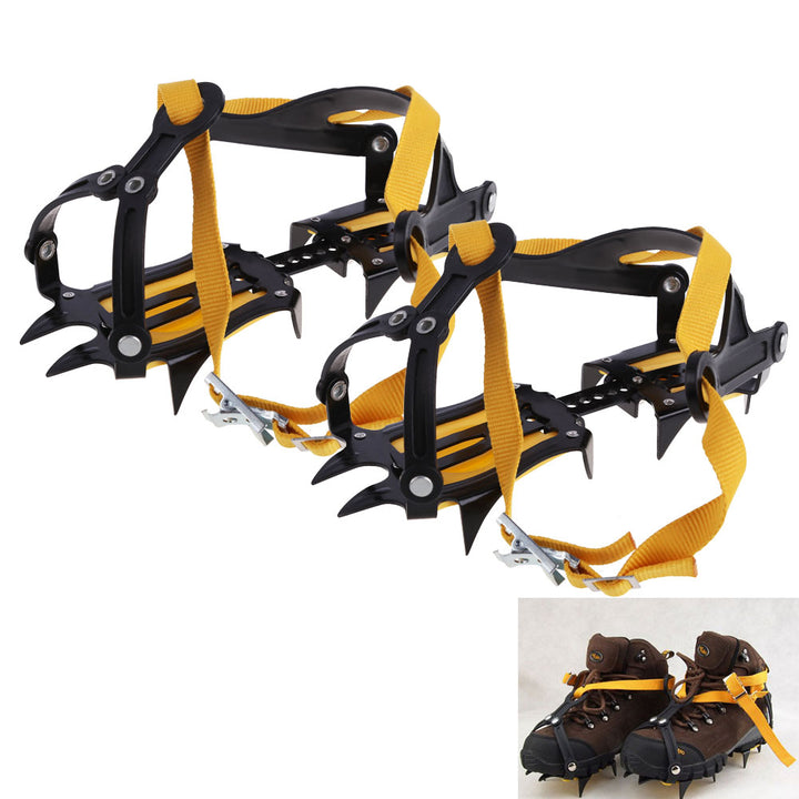 Steel Ice Gripper Crampons