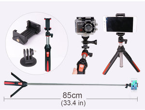 Handheld Tripod Bluetooth Selfie Stick