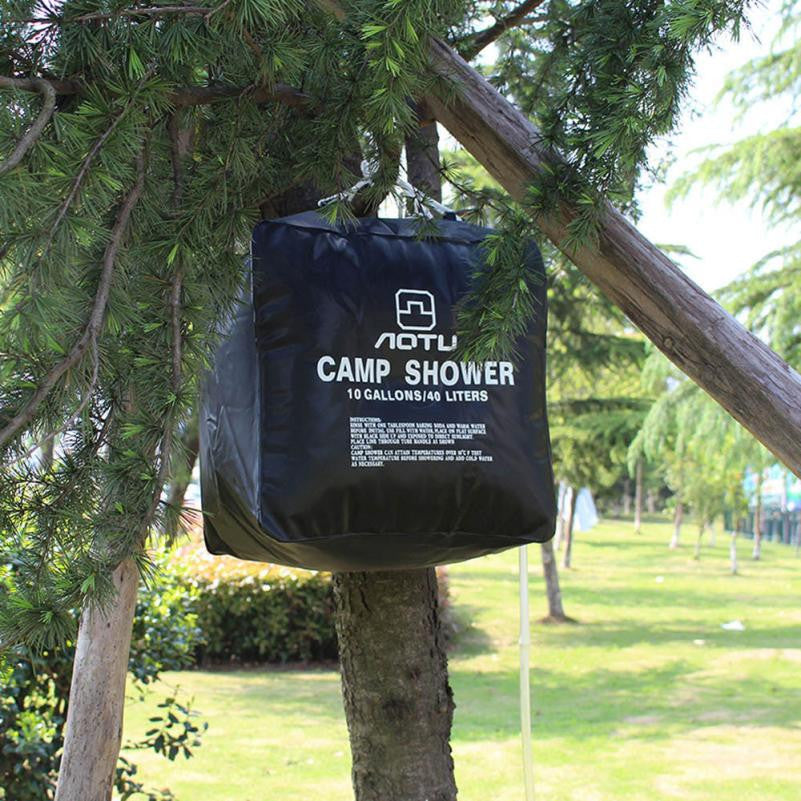 Outdoor Solar Shower