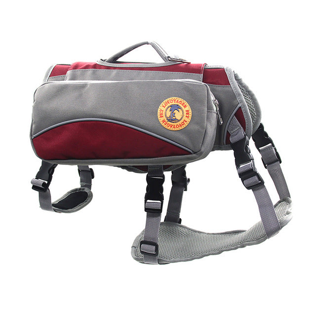 Pet Outdoor Portable Dual-use Dog Backpack
