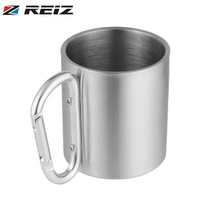 REIZ Portable Cup with Carabiner