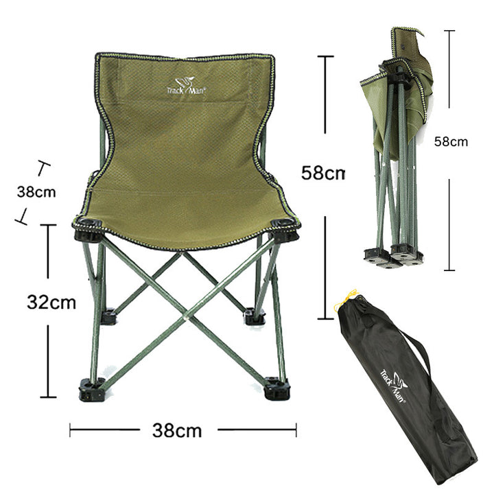 Super Light Portable Folding Chair by LumiParty