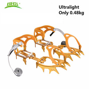 Ultralight Aluminium Bundled Crampons