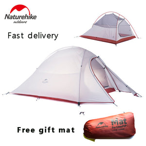 NatureHike 2 Person Double Layer Tent