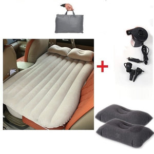 Travel Backseat Inflatable Car Bed