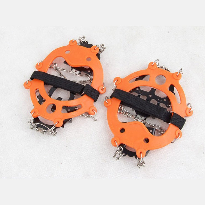 POINT BREAK Twelve Teeth Claws Stainless Steel Ice Crampons