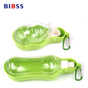 Portable Pet Water Bottle For Cats & Dogs