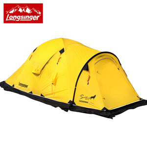 Longsinger/Silicon ultra-light double layer tent