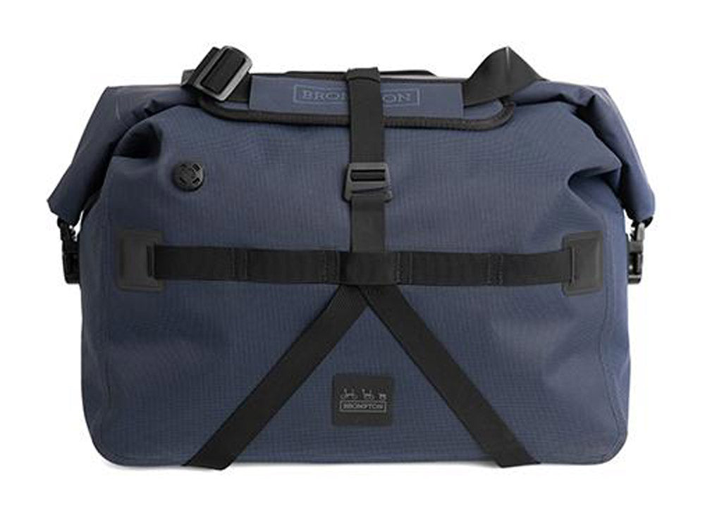 Borough Waterproof Bag Large in Navy