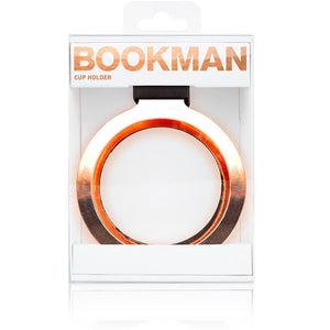 Bookman Cup Holder Premium - Copper