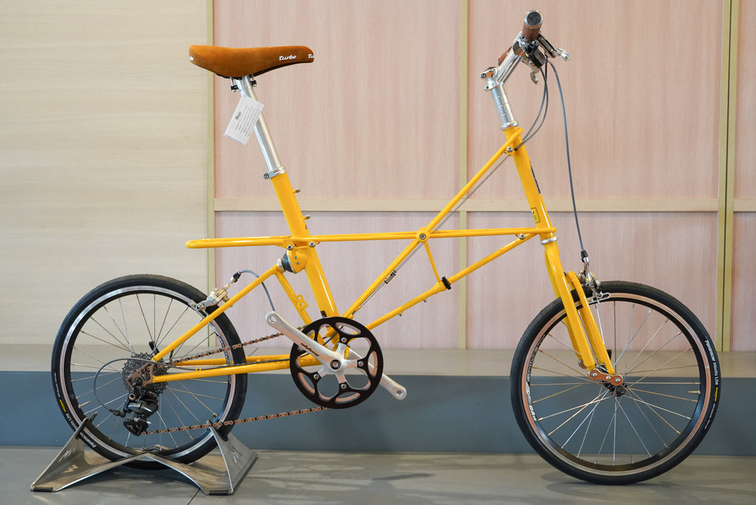 Alex Moulton SST Camel Yellow (Complete Bike)