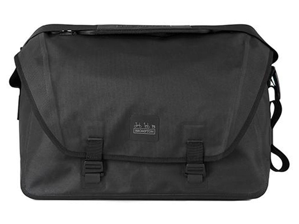 Metro Waterproof Bag Large in Black