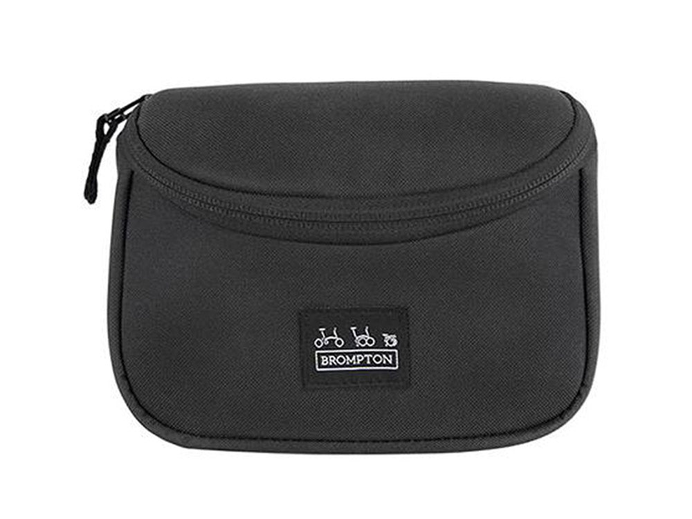 Metro Zip Pouch In Black