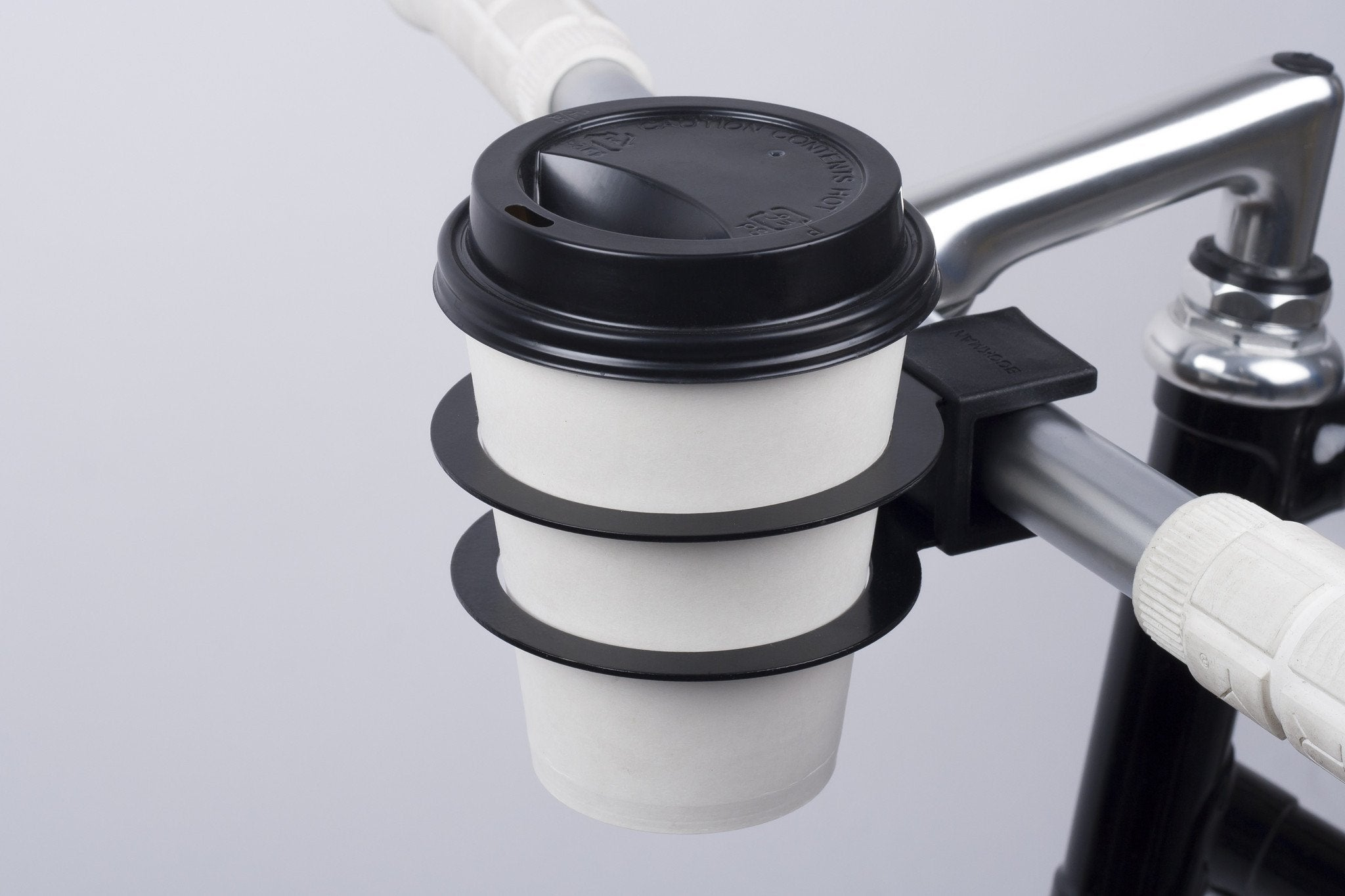 Bookman Cup Holder - Black