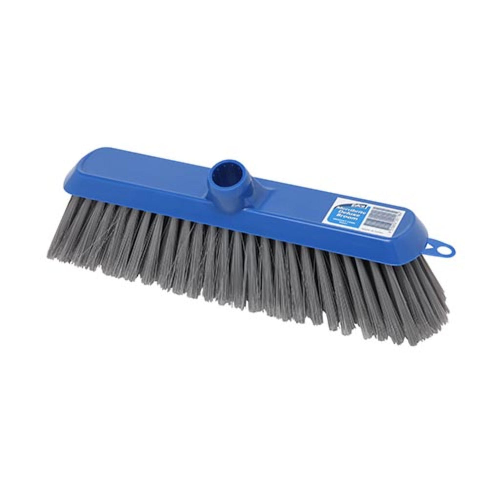 EDCO MERRIBRITE DELUXE BROOM