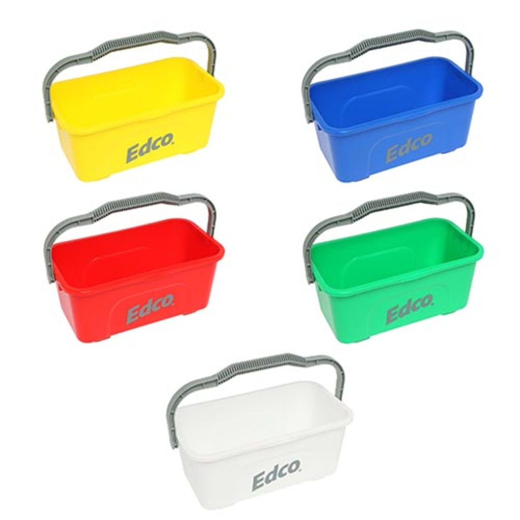 EDCO ALL-PURPOSE MOP & SQUEEGEE BUCKET 11LT