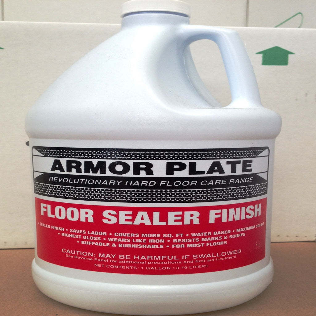 Armor Plate Floor Sealer Finish