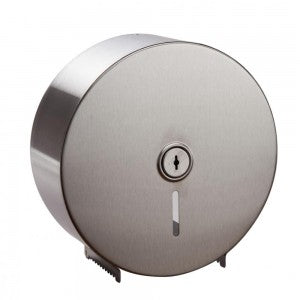 Jumbo Toilet Roll Dispenser (Stainless Steel)