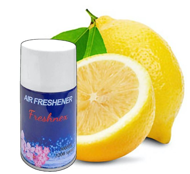 Lemon Fragrance Spray Can