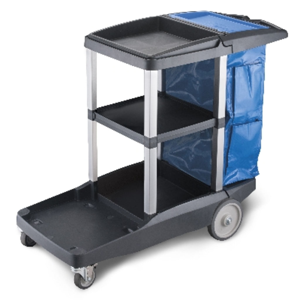 PLATINUM JANITORS CART MKII(1)