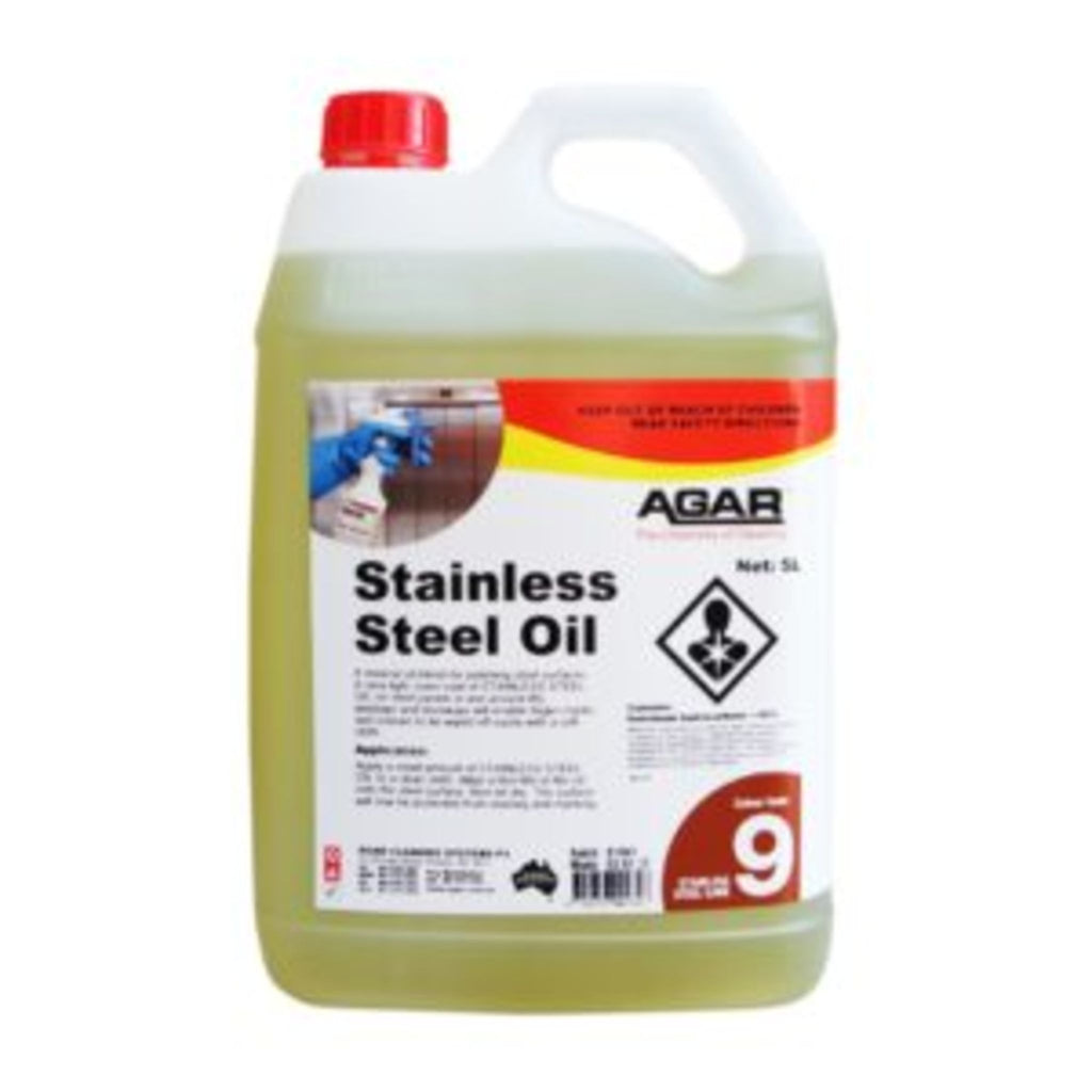 STAINLESS STEEL OIL