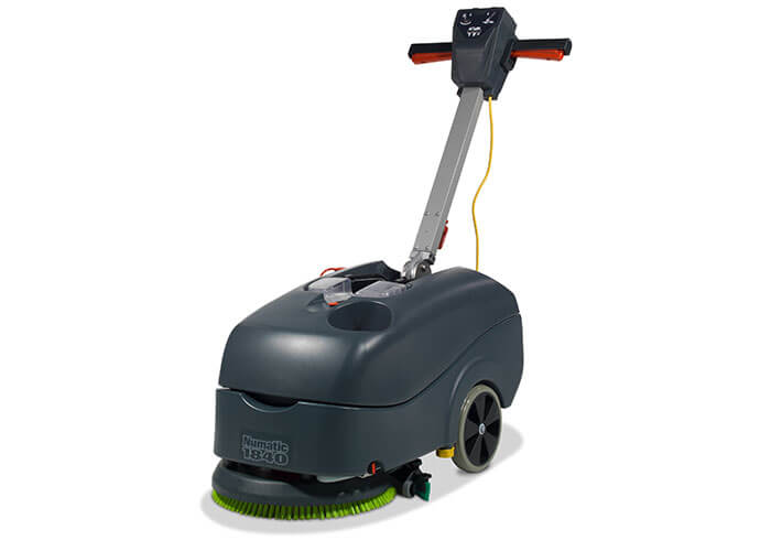 ELECTRIC SCRUBBER 18L/40CM (1 ONLY)
