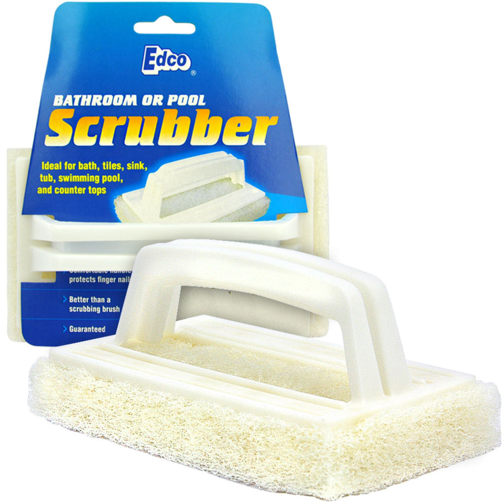 EDCO BATHROOM & POOL SCRUBBER