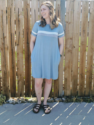 Baby Blue Eyes Dress