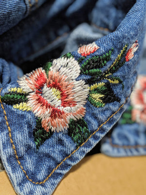 Woodstock Jean Jacket
