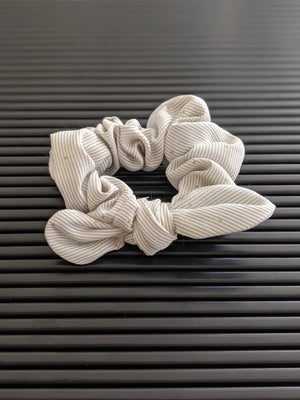 Earl Grey Scrunchie
