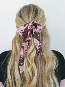 Clarissa Darling Scrunchie Scarf