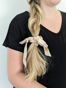 Orange Blossom Special Scrunchie