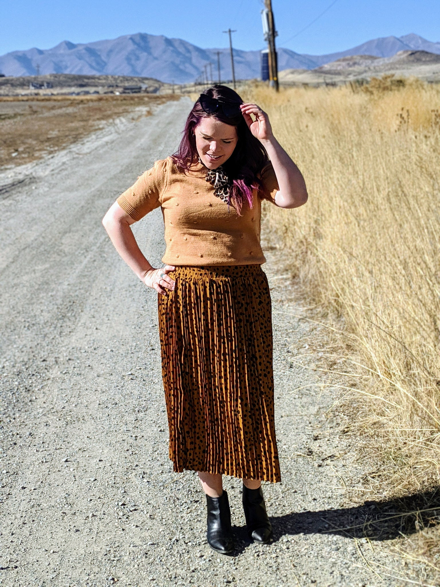 Flintstone Skirt