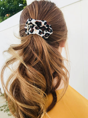 Animal Scrunchie