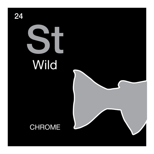 Steelhead Periodic Table T-Shirt-Tails