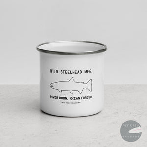 Wild Steelhead Mfg. Camp Mug