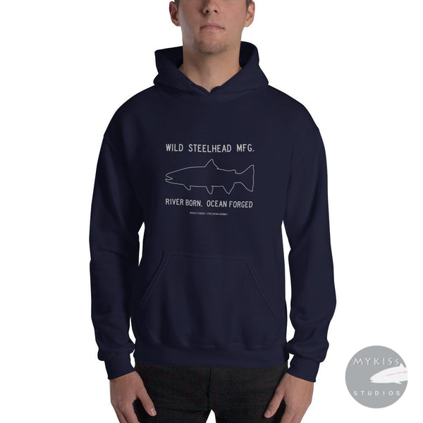 Wild Steelhead Mfg. Dark Navy / S